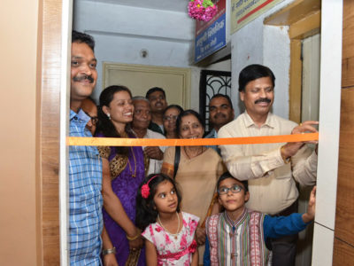 Inauguration of New Clinic