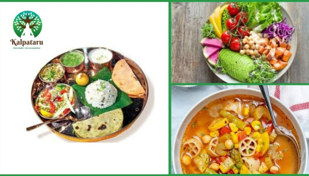 Covid 19 healthy diet